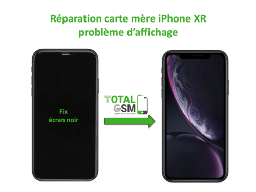 iPhone-XR-reparation-probleme-de-affichage