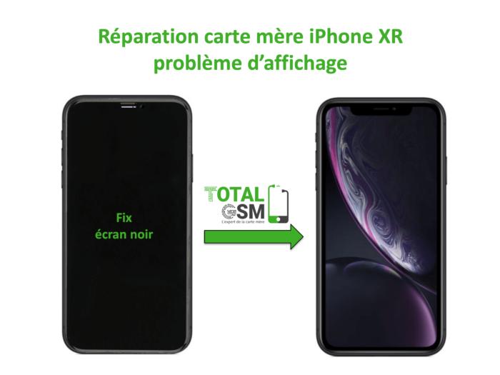iPhone-XR-reparation-probleme-de-affichage