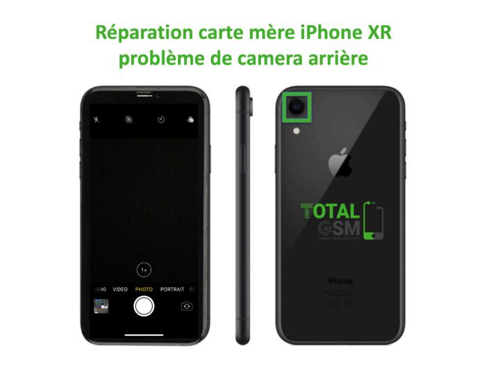 iPhone-XR-reparation-probleme-de-camera-arriere