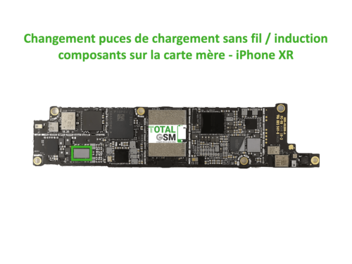 iPhone-XR-reparation-probleme-de-charge-induction