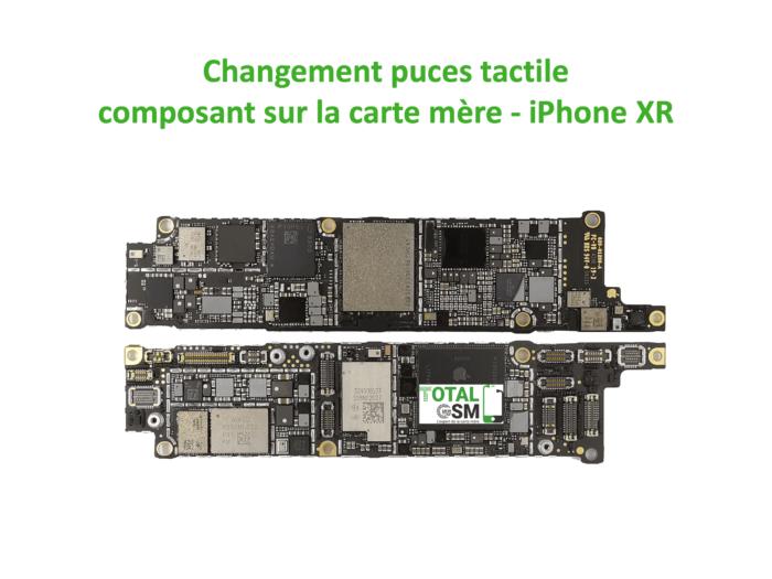 iPhone-XR-reparation-probleme-de-pouce-tactile