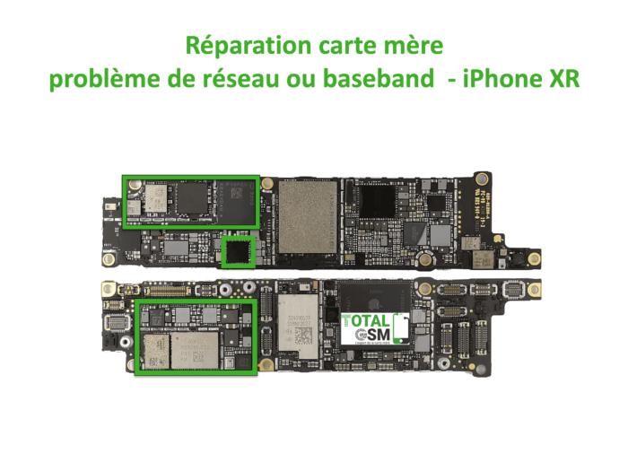 iPhone-XR-reparation-probleme-de-reseaux-baseband