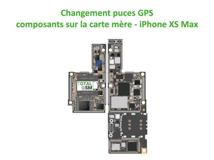 iPhone-XS-MAX-reparation-probleme-de-GPS