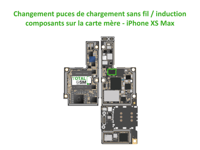iPhone-XS-MAX-reparation-probleme-de-charge-induction