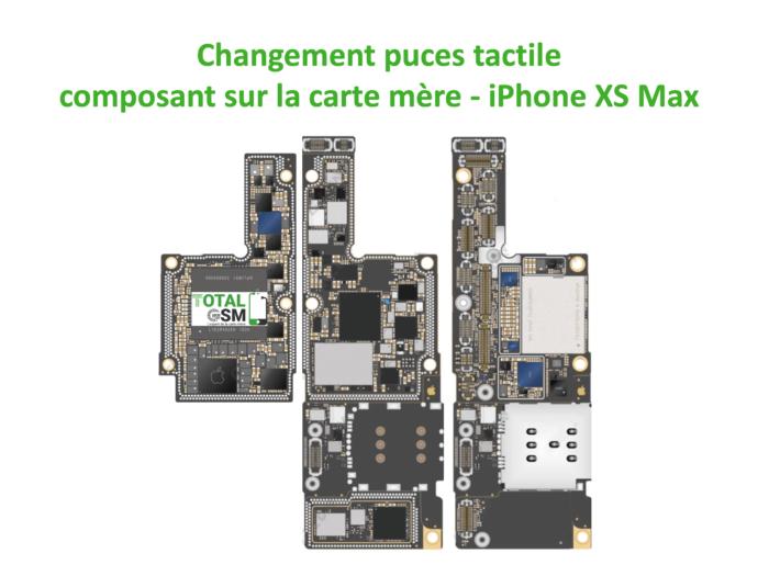 iPhone-XS-MAX-reparation-probleme-de-pouce-tactile
