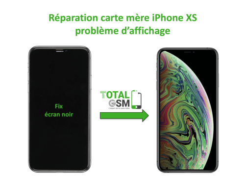 iPhone-XS-reparation-probleme-de-affichage