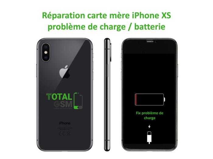 iPhone-XS-reparation-probleme-de-charge 2