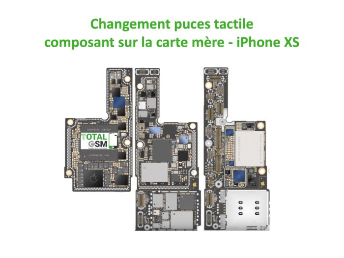 iPhone-XS-reparation-probleme-de-pouce-tactile