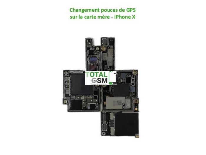 iPhone x GPS
