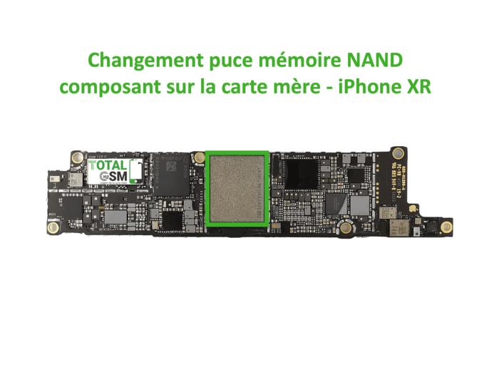 iPhone-xr-reparation-probleme-de-MEMOIRE