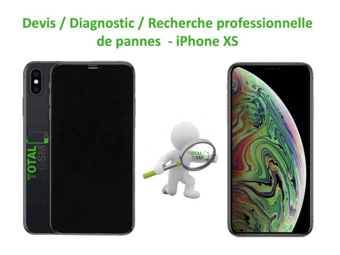 iPhone xs DEVIS