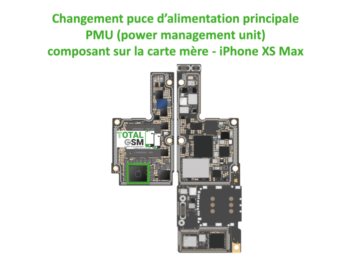iPhone-xs-MAX-reparation-probleme-de-PMU